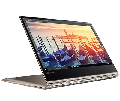 Laptop Lenovo Ideapad Yoga910-13IKB 80VF00C2VN (i7-7500U)