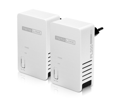 Switch Power Line Adapter TotoLink